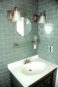 Atlantic Coast Beach Home Guest Bath