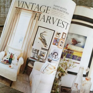 Amy Duncan's Home Featured in Cottages and Bungalows
